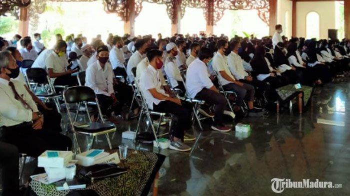 42 Fasilitator Siap DampingiWira Usaha Baru di Pamekasan, Tiap Kecamatan Difasilitasi 3 Petugas