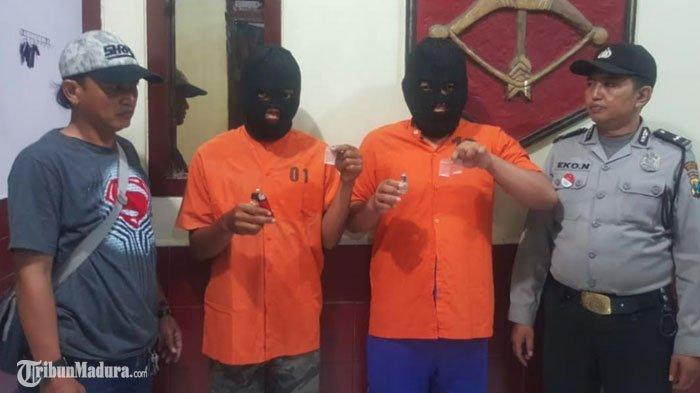 Pergoki Kakak Pakai Sabu, Pria di Surabaya Ikut Jadi Pengguna Narkoba, Ditangkap saat Gelar Pesta