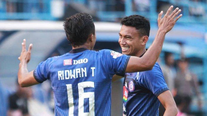Rifaldi Bawuoh Pastikan Tinggalkan Arema FC Musim Depan, Ungkap Salam Perpisahan kepada Aremania