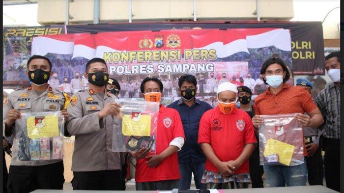 Anggota LSM di Sampang Terancam Dihukum 9 Tahun Penjara, Diduga Lakukan Pemerasan Pemborong Proyek