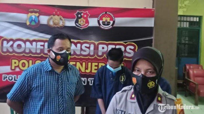 Manfaatkan Situasi, Jambret HP Terjebak Macet di Jalanan Surabaya, Nyaris Dihajar Massa