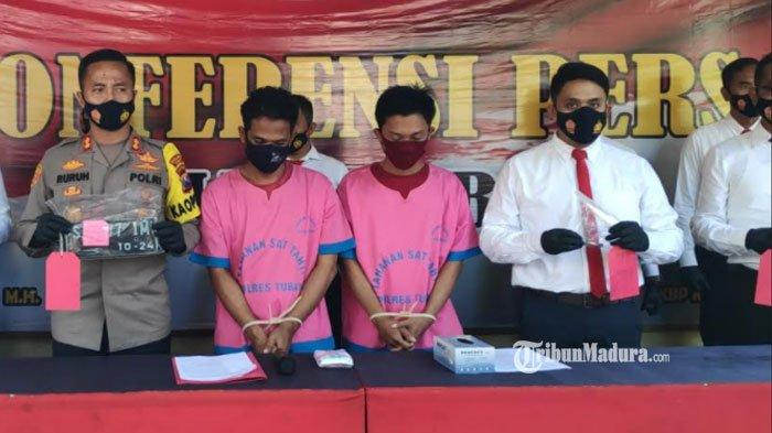 8 Kali Lolos, Maling Motor di Tuban Ditangkap Polisi setelah Nyolong Sepeda Milik Ustaz Bareng Teman