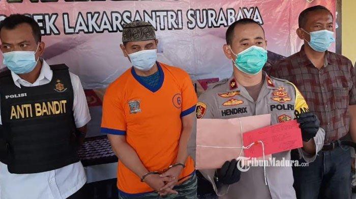 Terdampak Pandemi, Pria Pengangguran di Surabaya Gadaikan Mobil Rental, Menghilang Beberapa Bulan