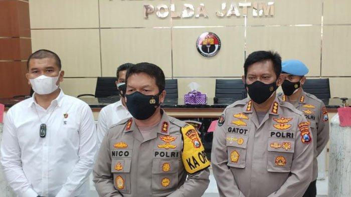 Polda Jatim Bongkar Kasus Penimbunan Tabung Oksigen, Pelaku Dapat Untung Rp650 Ribu Per Tabung
