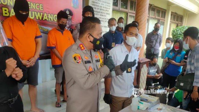 Praktik Pembuatan Surat Tes Swab Antigen Palsu di Banyuwangi Dibongkar, Polisi Ungkap Modus Pelaku