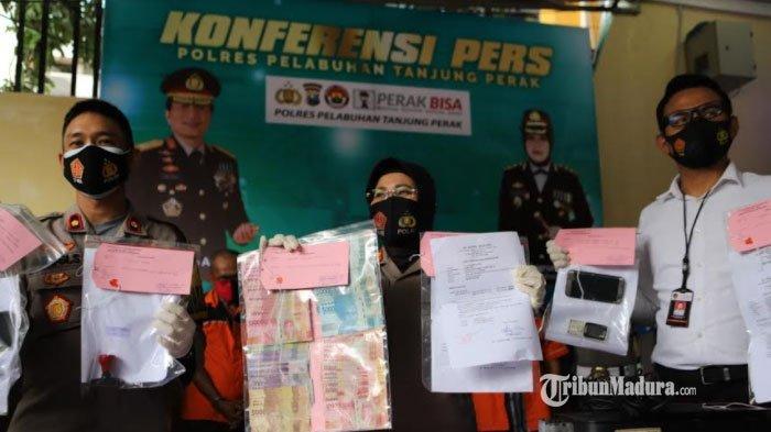 Jasa Pembuatan Surat Keterangan Hasil Rapid Test Palsu Dibongkar Polisi, Patok Rp 100 Ribu Per Orang