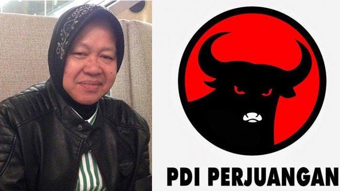 PDIP Beri Sindiran Keras ke Risma Jelang Pilkada Surabaya 2020, Hal Prinsip Ini yang Jadi Pemicunya