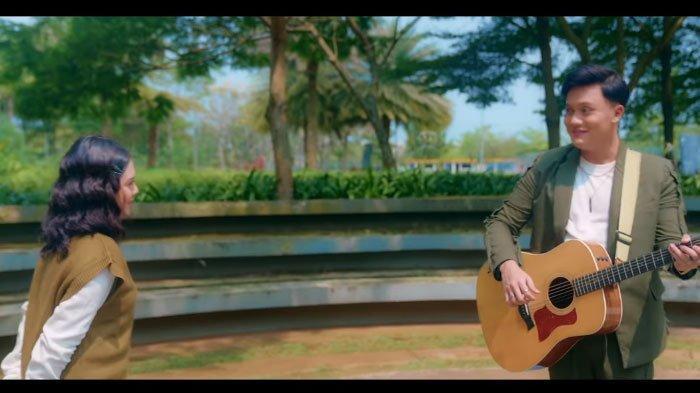 Chord Gitar dan Lirik Lagu Terlukis Indah dari Rizky Febian ft Ziva Magnolya, Populer di Youtube