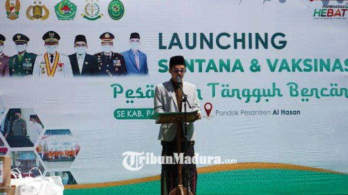 Ketua Yayasan Ponpes Al-Hasan Pamekasan Ajak Pemkab Kolaborasi Demi Generasi Muda Agamis Nasionalis