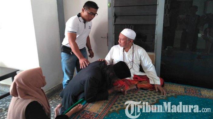 UPDATE TERBARU Orang Mati Hidup Lagi di Sampang, Usai Bersimpuh di Depan Kiai, Pelaku Langsung Bebas