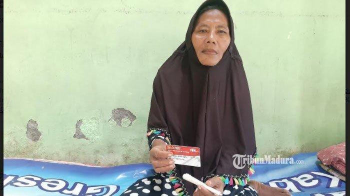 Nasib Pilu Nenek Pembungkus Camilan di Gresik, Dicoret dari BPNT, Minta Pinjaman Beras dari Tetangga