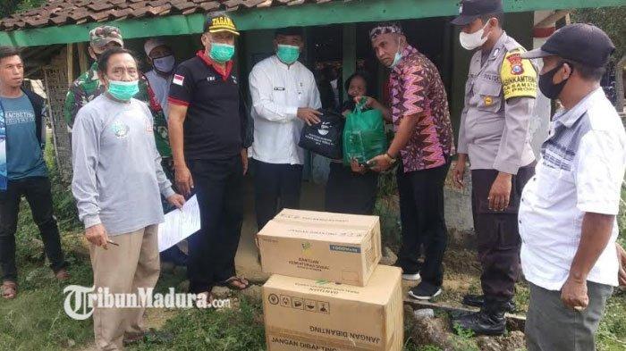 Impian Siti Rohemah Bakal Punya Rumah Layak Huni Akan Terwujud, Kadinsos Lakukan Peninjauan