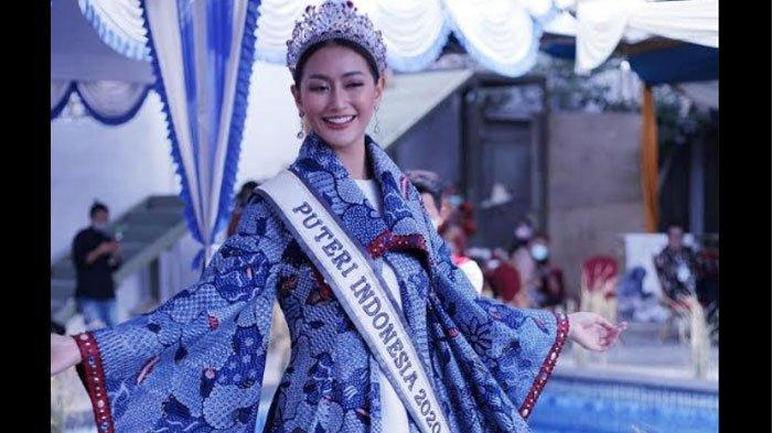 Puteri Indonesia 2020 Bakal Pakai Batik Toket Pamekasan di Miss Universe 2021 di Amerika Serikat