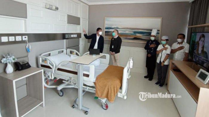 RS National Hospital Surabaya Tawarkan Kamar Inap Seharga Rp12 Juta per Malam, Intip Keunggulannya