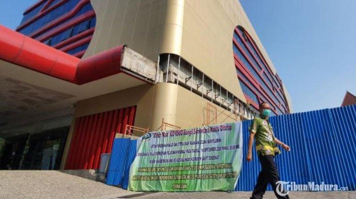 IGD RSUD Bangil Resmi Ditutup Sementara, Masyarakat Diminta Manfaatkan RS Swasta di Pasuruan