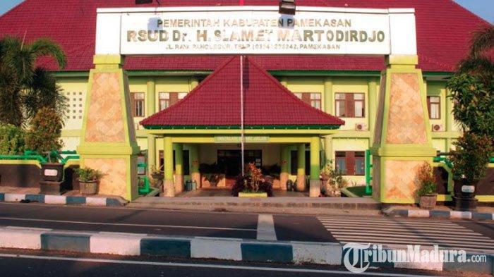 Pasien RSUD Dr H Slamet Martodirdjo Meninggal, Sempat Sesak Napas dan Sakit Sepulang dari Malang