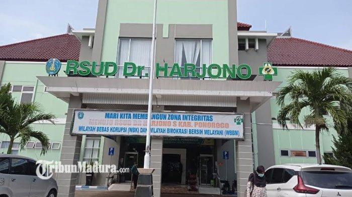 RSUD Dr Harjono Ponorogo tengah melakukan persiapan vaksinasi Covid-19
