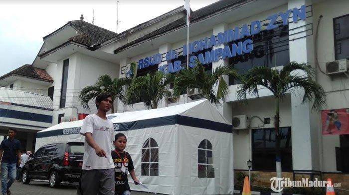 Warga Sampang Kini Bisa Jalani Tes Swab Gratis diRSUD dr Mohammad Zyn, Simak Cara dan Syaratnya
