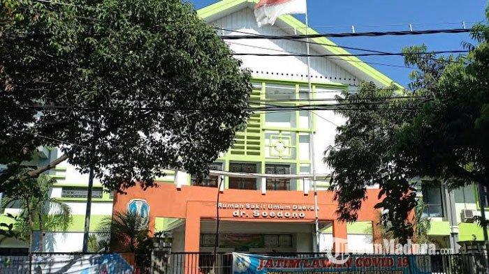 15 Tenaga Kesehatan di RSUD dr Soedono Kota Madiun Terpapar Virus Corona, Dua Ruang Paviliun Ditutup