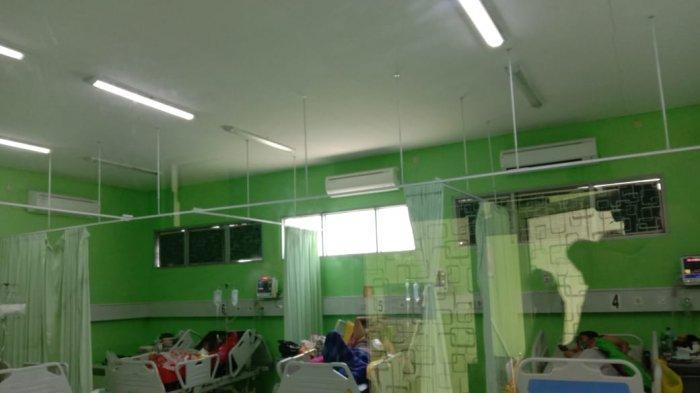 Pasien Positif Covid-19 di Kabupaten Pamekasan Menurun Drastis, Dua Ruang Isolasi RSUD SMART Ditutup