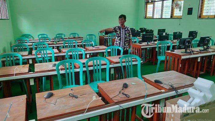 SMPN 2 Bangilan Tuban Dibobol Maling, Kerugian Sekolah Mencapai Ratusan Juta Rupiah