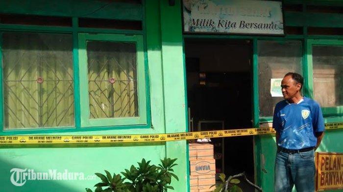 Buka Pintu Ruang Guru, Penjaga Sekolah Terkejut Melihat Ruangan Berantakan, Polisi Selidiki Kasus