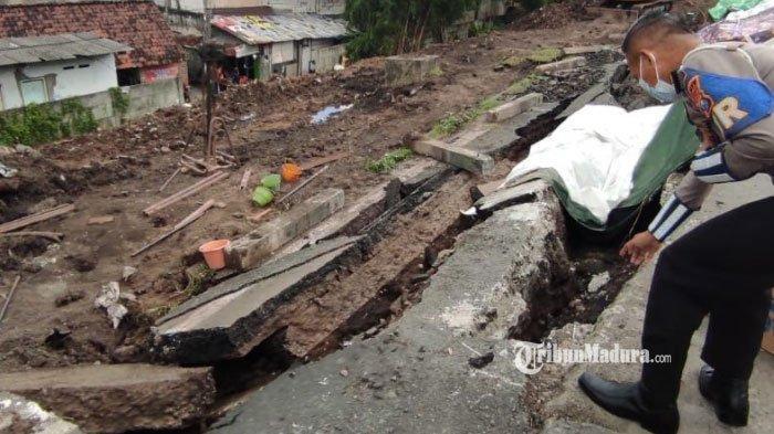 Sempat Longsor, Ruas Jalan Tol Surabaya-Gempol di KM 06+200 Berstatus Rawan usai Diguyur Hujan
