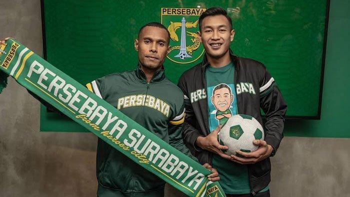 Ditunjuk Jadi Kapten Tim, Ruben Sanadi Siap Beri Prestasi Terbaik untuk Persebaya Surabaya