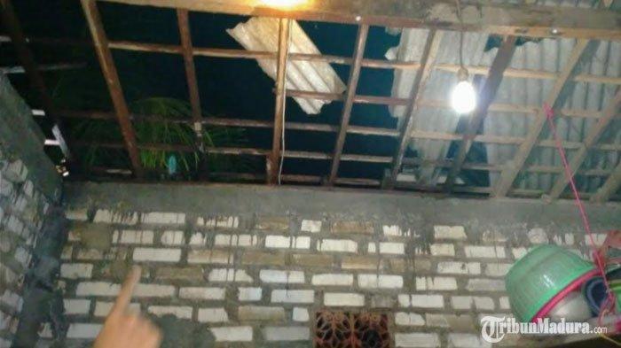 Berita Madura Terpopuler Hari ini, 21 Rumah Warga Pamekasan Rusak hingga Sanksi Askab PSSI Sampang