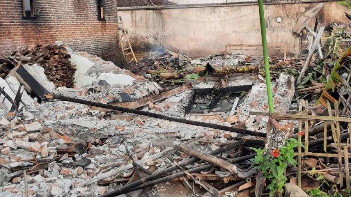 Kebakaran Rumah di Jember, Berlangsung saat Pemilik Bantu Gali Tanah Makam Tetangga yang Meninggal