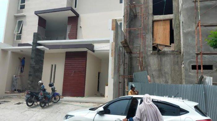 Lagi Direnovasi, Rumah Dua Lantai di Surabaya ini Jadi Sasaran Pembobolan Maling, TV 43 Inch Raib