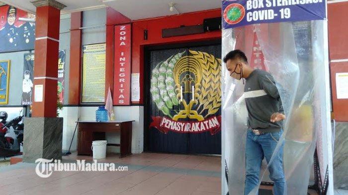 Ratusan Narapidana di Sampang Menunggu Verifikasi Pengajuan Remisi Hari Raya Idul Fitri 1442 H