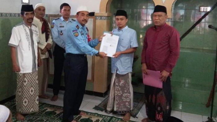 168 Narapidana di Rutan Klas II B Sampang Terima Remisi Khusus Idul Fitri 2021