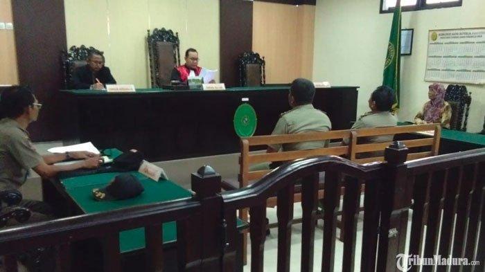 Satpol PP Sampang Ringkus Pengemis Asal Sumenep Bawa Silet dan Gunting di CFD