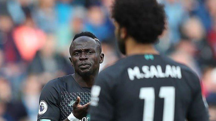 Dua Pemain Liverpool Mohamed Salah dan Sadio Mane Cekcok, Juergen Klopp Berikan Nasihatnya