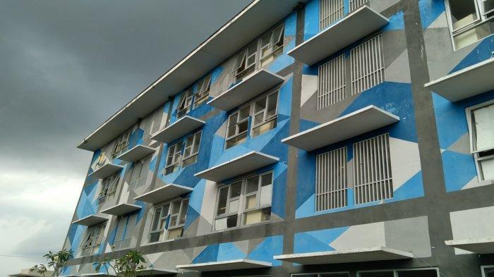 Kabar Gembira, Jumlah Pasien Covid-19 di Safe House Rusunawa Kepanjen Kabupaten Malang Terus Menurun
