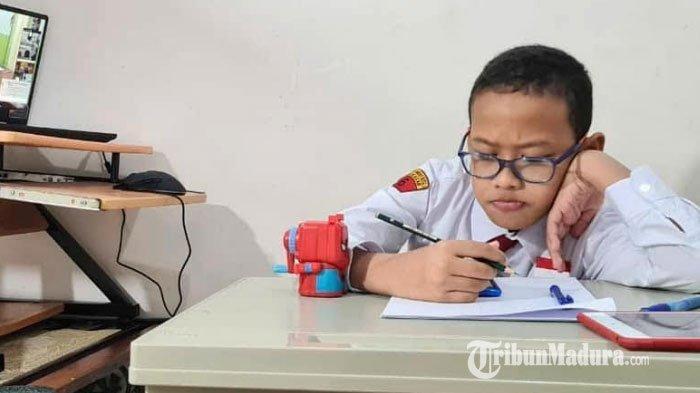 Siswa Paud, TK, SD dan SMP di Pamekasan Wajib Lakukan Pembelajaran Dari Rumah Selama 13 Hari