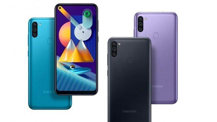 Samsung LuncurkanGalaxy M11 Tiga Varian Warna Menarik yang Cocok Buat Selfie, Simak Spesifikasinya