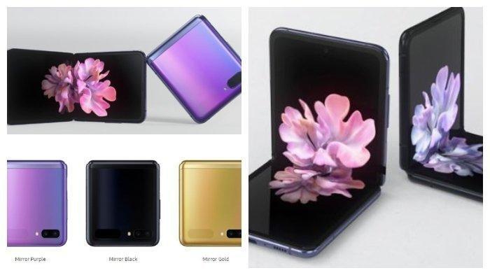 Daftar Harga HP Samsung Terbaru Januari 2021 dengan Spesifikasi Tinggi, Galaxy M31 dan Galaxy Z Flip