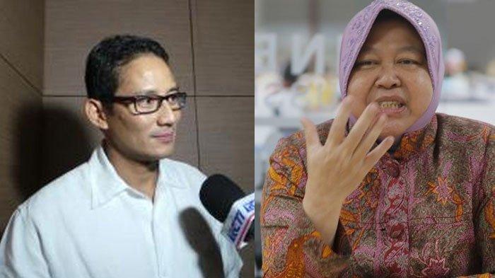 Isu Reshuffle Kabinet Jokowi Kembali Mencuat, Risma Hingga Sandiaga Berpeluang Jadi Menteri?