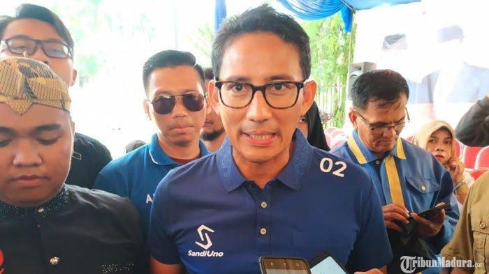 Silang Pendapat Pemda dengan Jokowi Soal Lockdown Cegah Covid-19, Sandiaga Uno Angkat Bicara