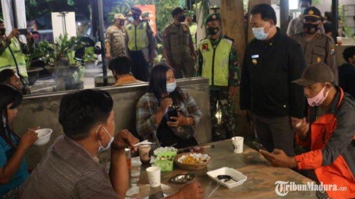 Jumlah Kasus Covid-19 di Kota Blitar Meningkat, Satgas Kembali Gencarkan Operasi Yustisi di Kafe