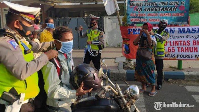 Dinkes Temukan Banyak Masyarakat Pamekasan Enggan Pakai Masker dan Kooperatif Lakukan Tracing
