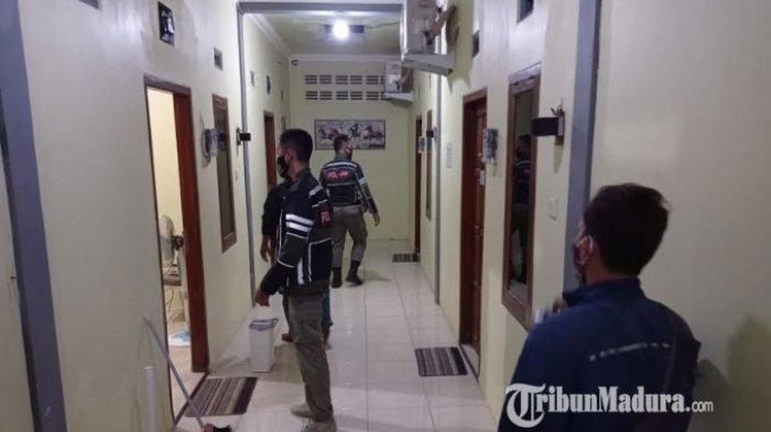 Pasangan Bukan Suami Istri Terciduk Razia Kamar Kos di Kota Kediri, Digelandang ke Kantor Satpol PP