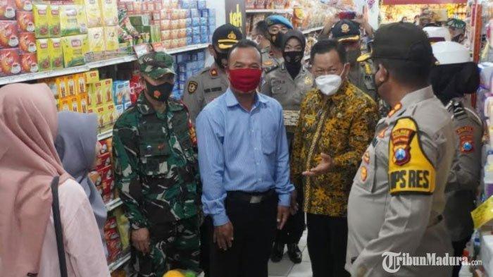 Dua Pusat Perbelanjaan di Mojokerto Didenda, Ketahuan Langgar Protokol Kesehatan saat Masa Pandemi