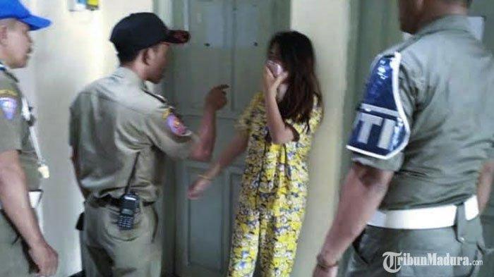 Satpol PP Siap Gelar Razia Rutin ke Hotel dan Rumah Kos di Pamekasan, AntisipasiKasus Prostitusi