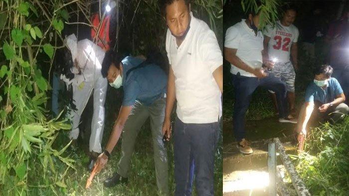 Cemburu Pacarnya Dekat dengan Pria Lain, Pria asal Malang Tusuk Leher Korban lalu Dibuang ke Jurang