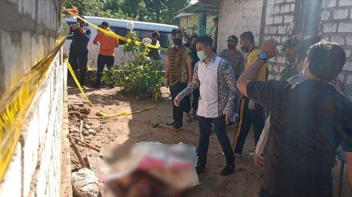 Pembunuhan Sadis Tetangga di Tuban, Pelaku Tebas Tubuh Korban Pakai Sabit, Berlatar Kisah Dendam