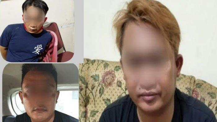 Jebak Korban Pakai Cewek Open BO Lalu Minta Uang Damai, Polisi Gadungan Diringkus Timsus Macan Agung