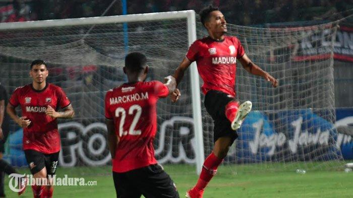 Madura United Akan Hadapi Persik Kediri, Rahmad Darmawan Koreksi Kemampuan Laskar Sapeh Kerrab